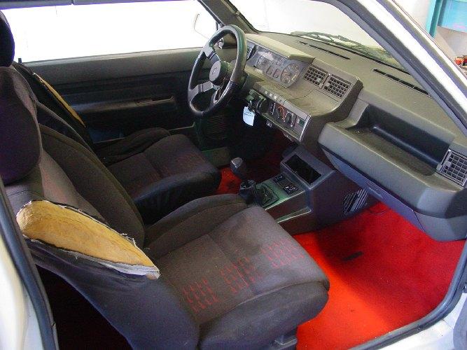 Resto / prepa de ma Super 5 GT Turbo AO - Page 2 DSC02138
