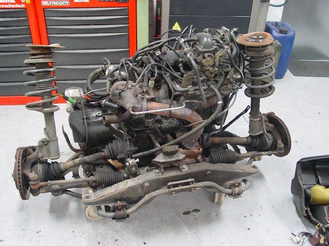 Resto / prepa de ma Super 5 GT Turbo AO - Page 2 DSC02153