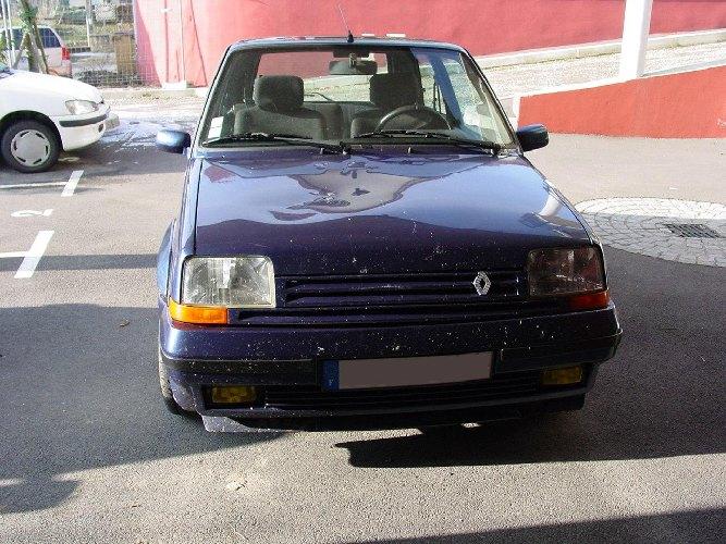 Resto / prepa de ma Super 5 GT Turbo AO DSC006852