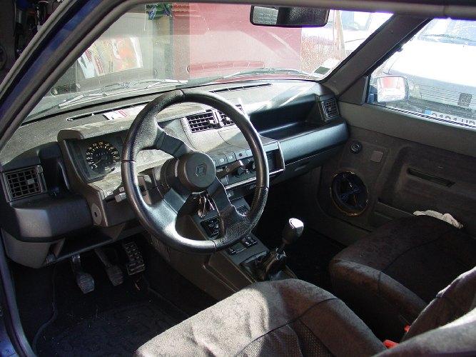 Resto / prepa de ma Super 5 GT Turbo AO DSC00687
