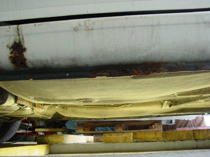 Resto / prepa de ma Super 5 GT Turbo AO - Page 2 DSC02581