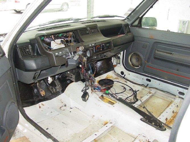 Resto / prepa de ma Super 5 GT Turbo AO - Page 2 DSC02587
