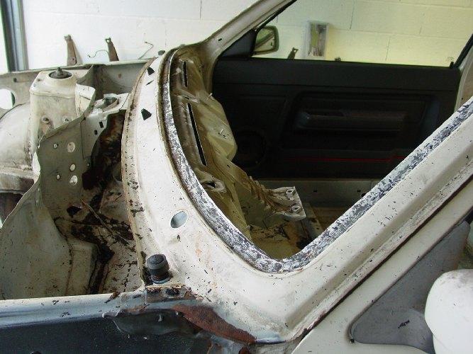 Resto / prepa de ma Super 5 GT Turbo AO - Page 2 DSC02592