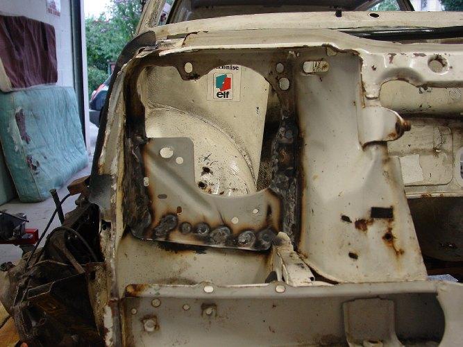 Resto / prepa de ma Super 5 GT Turbo AO - Page 5 DSC02999