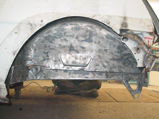 Resto / prepa de ma Super 5 GT Turbo AO - Page 5 DSC03024