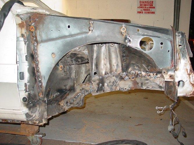 Resto / prepa de ma Super 5 GT Turbo AO - Page 6 DSC03043