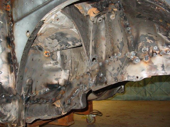 Resto / prepa de ma Super 5 GT Turbo AO - Page 6 DSC03044