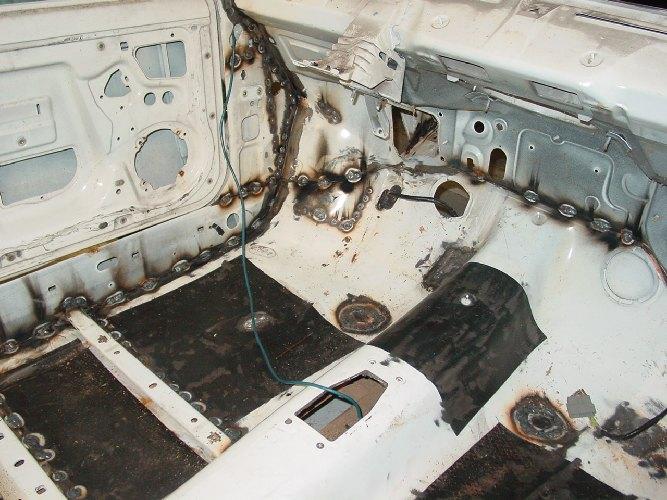 Resto / prepa de ma Super 5 GT Turbo AO - Page 6 DSC03057