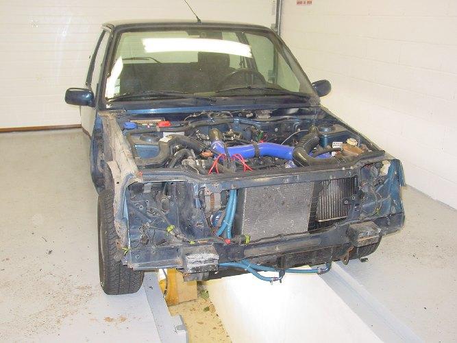 Resto / prepa de ma Super 5 GT Turbo AO DSC01921