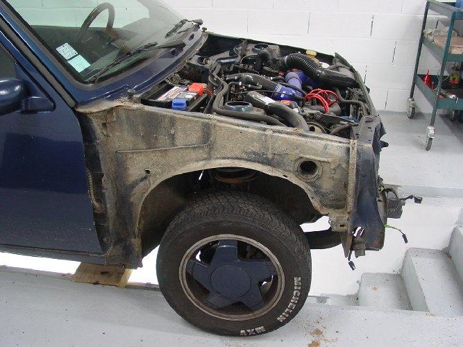Resto / prepa de ma Super 5 GT Turbo AO DSC01923