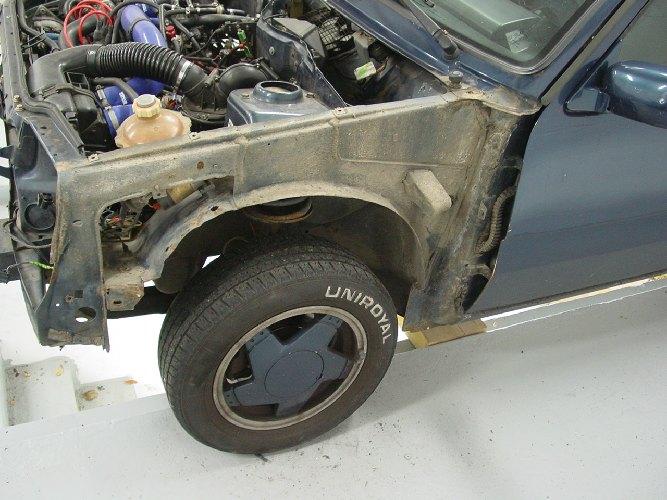Resto / prepa de ma Super 5 GT Turbo AO DSC01924