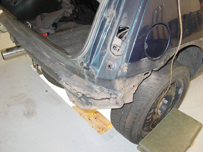 Resto / prepa de ma Super 5 GT Turbo AO DSC01936