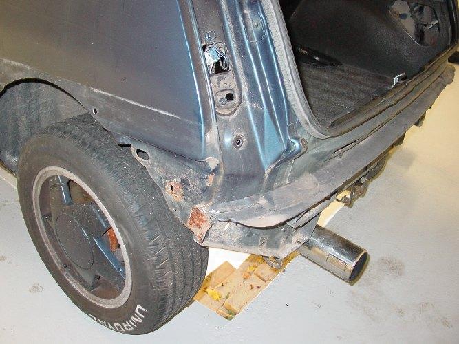 Resto / prepa de ma Super 5 GT Turbo AO DSC01937