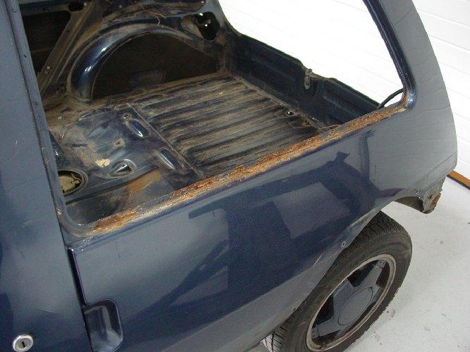Resto / prepa de ma Super 5 GT Turbo AO DSC01948