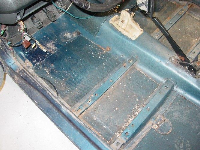 Resto / prepa de ma Super 5 GT Turbo AO DSC01950