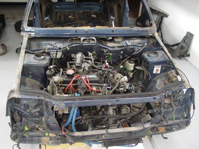 Resto / prepa de ma Super 5 GT Turbo AO DSC01964