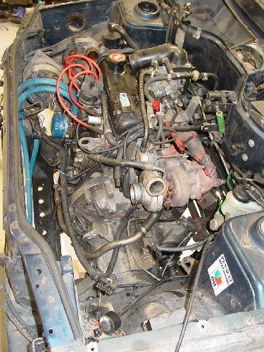 Resto / prepa de ma Super 5 GT Turbo AO DSC01965