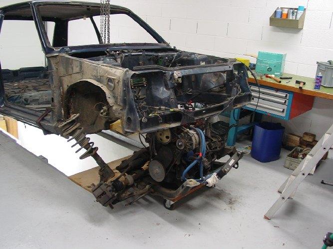 Resto / prepa de ma Super 5 GT Turbo AO DSC02006