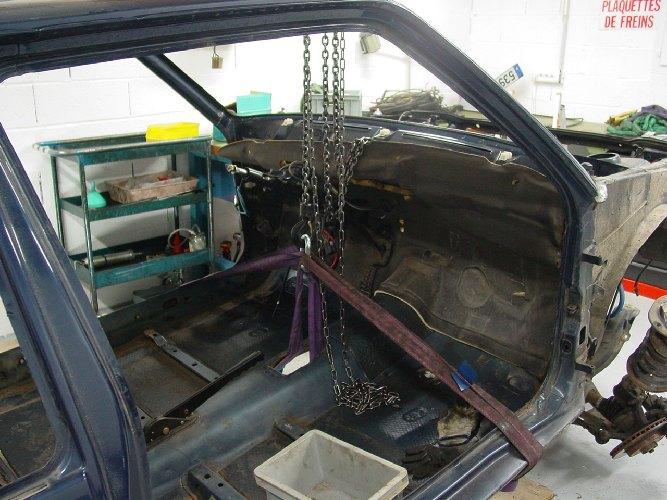 Resto / prepa de ma Super 5 GT Turbo AO DSC02007