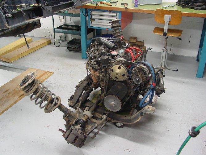 Resto / prepa de ma Super 5 GT Turbo AO DSC02009
