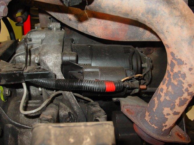 Resto / prepa de ma Super 5 GT Turbo AO DSC02012