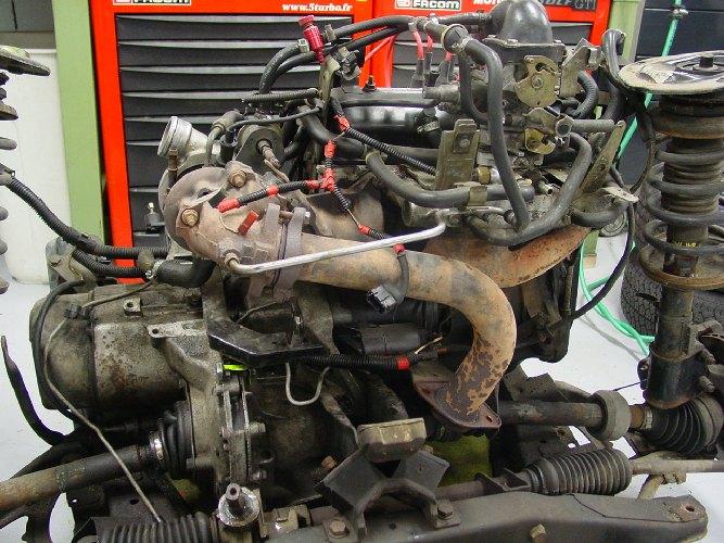 Resto / prepa de ma Super 5 GT Turbo AO DSC02013