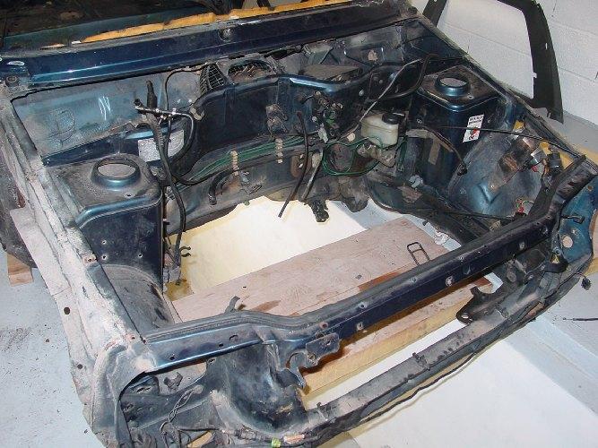 Resto / prepa de ma Super 5 GT Turbo AO DSC02021