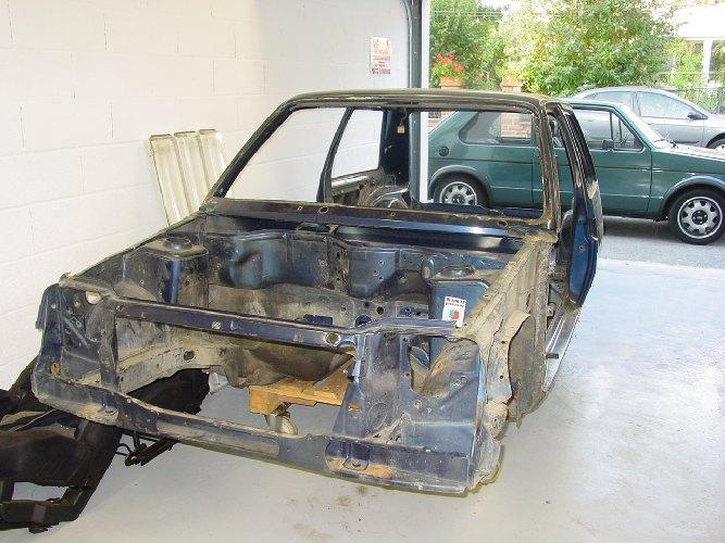 Resto / prepa de ma Super 5 GT Turbo AO DSC02070
