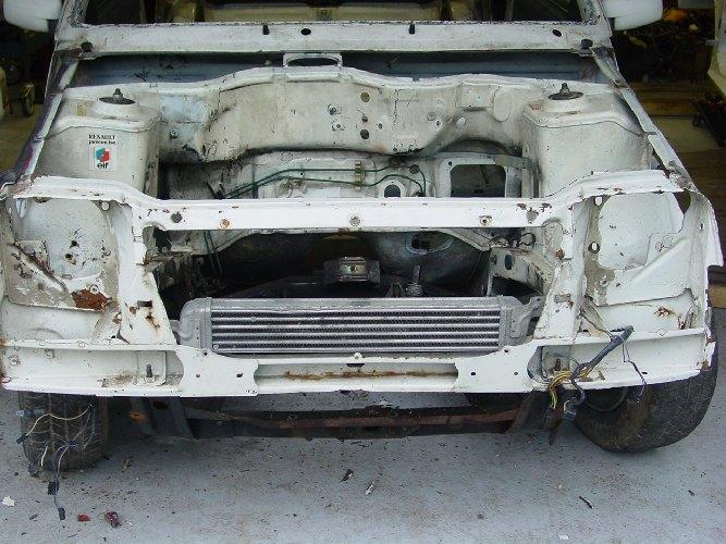 Resto / prepa de ma Super 5 GT Turbo AO - Page 3 DSC02666
