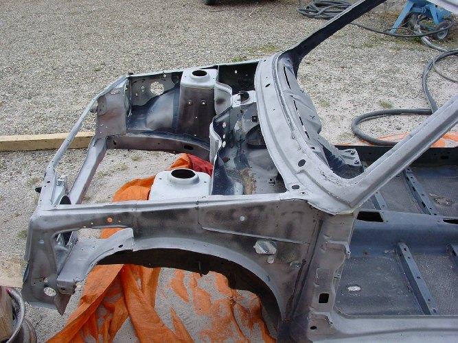 Resto / prepa de ma Super 5 GT Turbo AO - Page 2 DSC02423