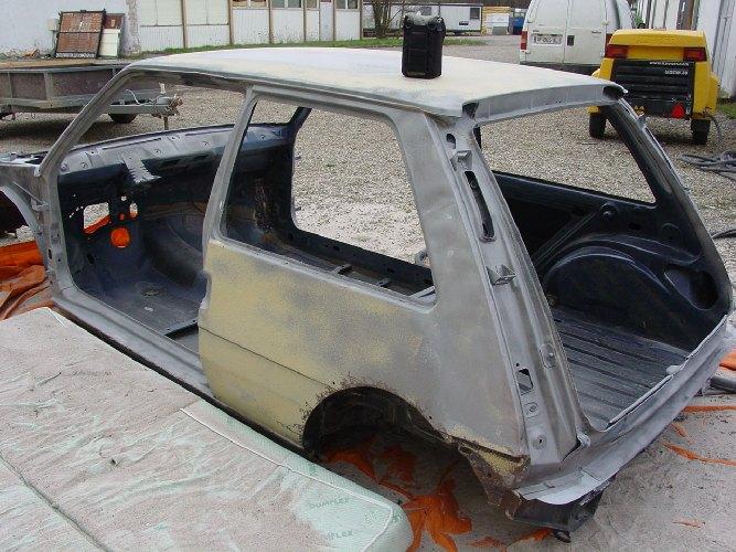 Resto / prepa de ma Super 5 GT Turbo AO - Page 2 DSC02427