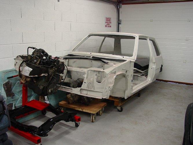 Resto / prepa de ma Super 5 GT Turbo AO - Page 2 DSC02482